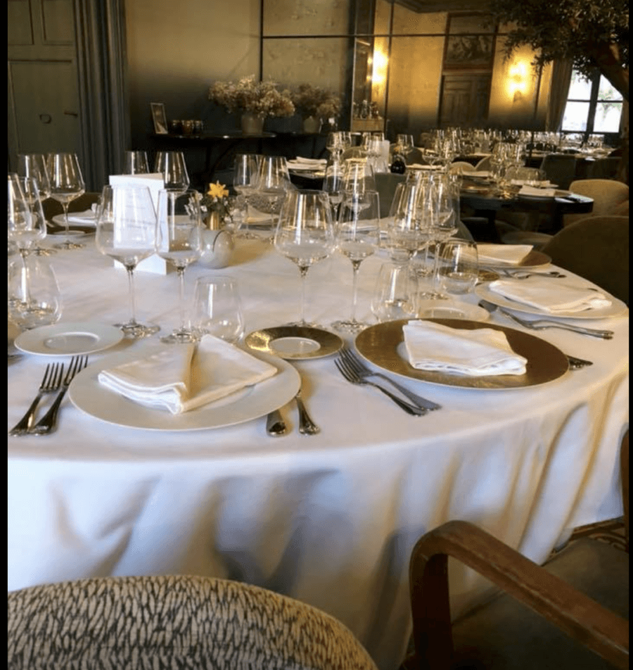 Repas de Prestige au Château de La Gallée
