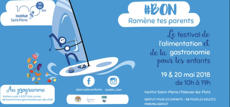 Bon Le Salon, 1er Salon gastronomique pour les enfants à Villejuif