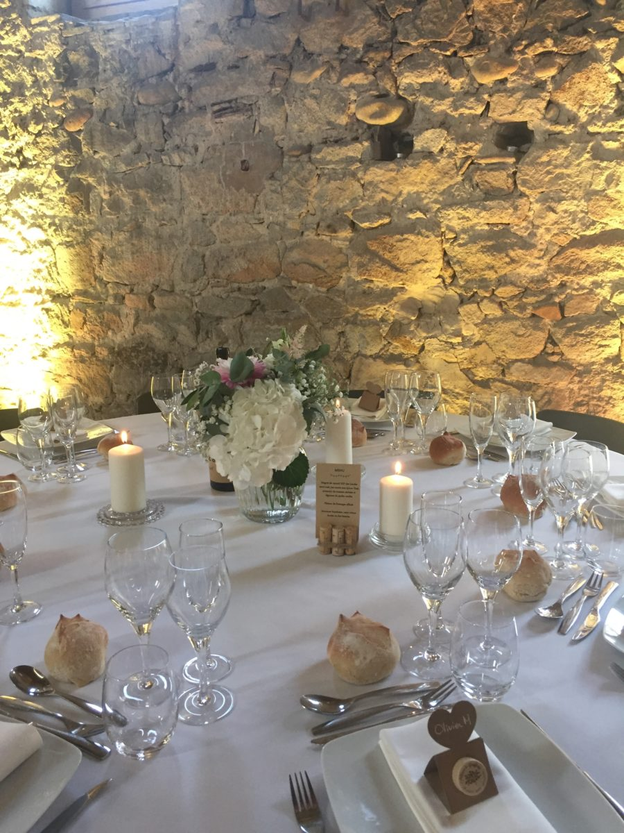 Mariage au Château de LaGallée