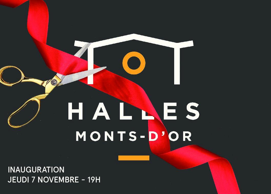 Halles Mont d'Or